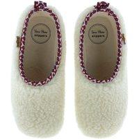 Sapatos Mulher Chinelos Toni Pons Zapatillas de Casa  Marta-Sh Blanco Branco