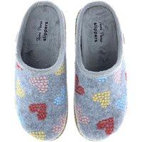 Sapatos Mulher Sapatos & Richelieu Toni Pons Zapatillas de Casa  Miri-Hf Multi Cinza