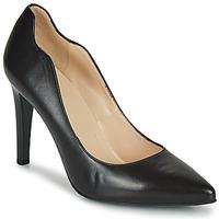 Sapatos Mulher Escarpim NeroGiardini BASTI Preto