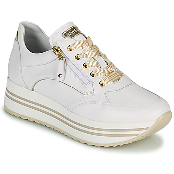 Sapatos Mulher Sapatilhas NeroGiardini DAKOTA Branco