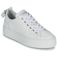 Sapatos Mulher Sapatilhas NeroGiardini FILLA Branco