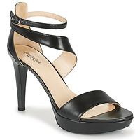 Sapatos Mulher Sandálias NeroGiardini FILOU Preto
