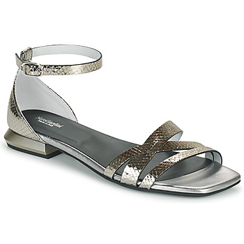 Sapatos Mulher Sandálias NeroGiardini TOMMA Prata