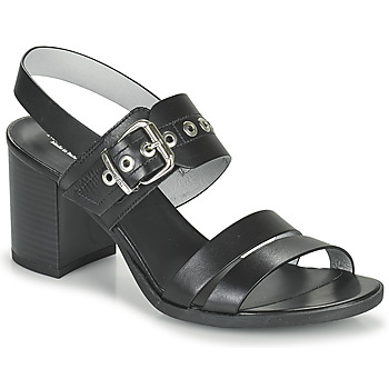 Sapatos Mulher Sandálias NeroGiardini GHILLO Preto