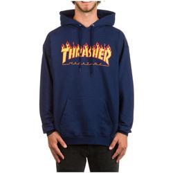 Textil Homem Sweats Thrasher 113102 azul