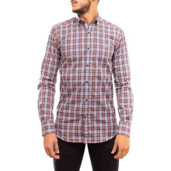 Textil Homem Camisas mangas comprida Klout  Naranja