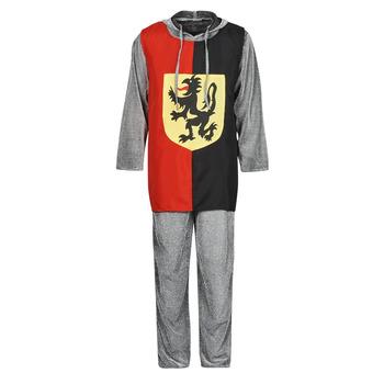 Textil Homem Disfarces Fun Costumes COSTUME ADULTE SIR GAWAIN Multicolor
