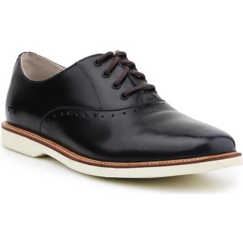 Sapatos Mulher Sapatos Lacoste Rene Prep 2 SRW 7-28SRW1147120 black
