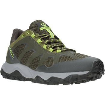 Sapatos Homem Sapatilhas Merrell J99621 Verde