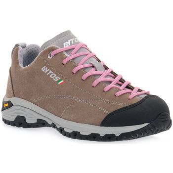 Sapatos Mulher Sapatos de caminhada Lytos LE FLORIAN TM78 Beige