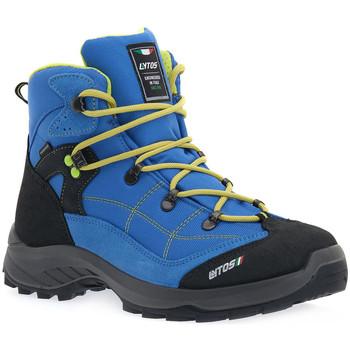 Sapatos Mulher Sapatos de caminhada Lytos RENENS 18 Blu marino