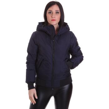 Textil Mulher Casacos  Refrigiwear RW8W13600NY3209 Azul