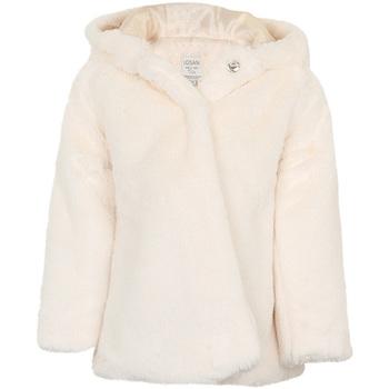 Textil Rapariga Casacos Losan 026-2795AL Branco