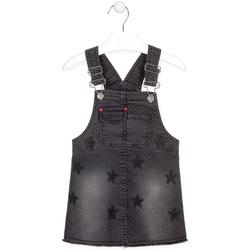 Textil Rapariga Macacões/ Jardineiras Losan 026-7032AL Preto