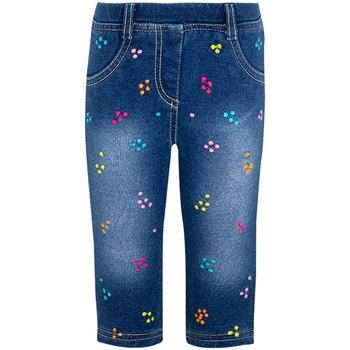 Textil Rapariga Calças de ganga Losan 028-6022AL Azul