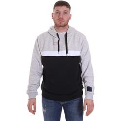 Textil Homem Sweats Fila 683181 Cinzento