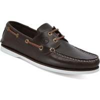 Sapatos Homem Sapato de vela Seajure Forvie Castanho