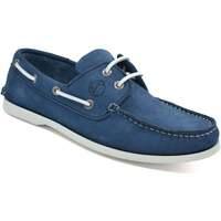 Sapatos Homem Sapato de vela Seajure Trebaluger Azul