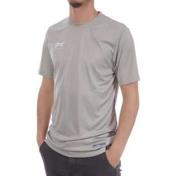 Textil Homem T-shirts e Pólos Hungaria  Cinza