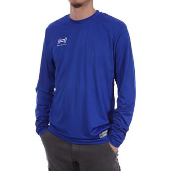 Textil Homem T-shirts e Pólos Hungaria  Azul