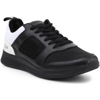 Sapatos Homem Sapatilhas Lacoste Joggeur 217 2 G TRM 7-33TRM1005312 black, white