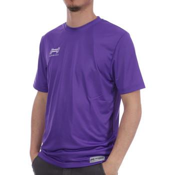 Textil Homem T-shirts e Pólos Hungaria  Violeta