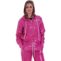 Textil Mulher Casacos  La Carrie 092M-TJ-450 Rosa