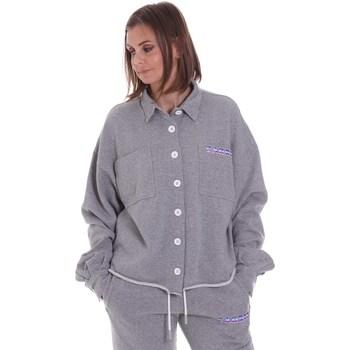 Textil Mulher Casacos  La Carrie 092M-TJ-320 Cinzento