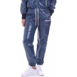 Textil Mulher Calças de treino La Carrie 092M-TP-441 Azul