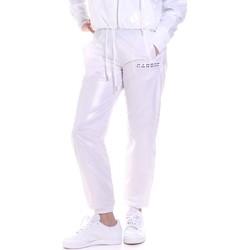 Textil Mulher Calças de treino La Carrie 092M-TP-421 Branco