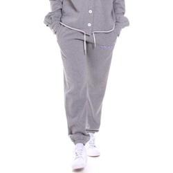Textil Mulher Calças de treino La Carrie 092M-TP-321 Cinzento
