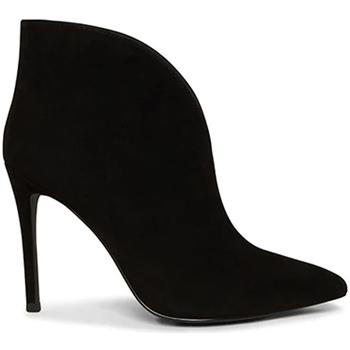Sapatos Mulher Botas baixas Steve Madden SMSALANI-BLK Preto