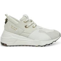 Sapatos Mulher Sapatilhas Steve Madden SMPCLIFF-WHTWHT Branco