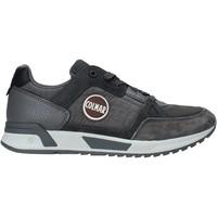 Sapatos Homem Sapatilhas Colmar SUPREM M Cinzento