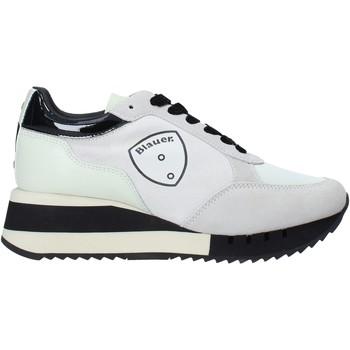 Sapatos Mulher Sapatilhas Blauer F0CHARLOTTE05/NYS Branco
