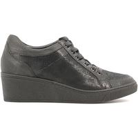 Sapatos Mulher Botas baixas Grunland SC2062 Preto
