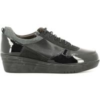 Sapatos Mulher Sapatilhas Grunland SC2365 Preto