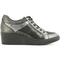 Sapatos Mulher Sapatilhas Grunland SC2062 Cinzento