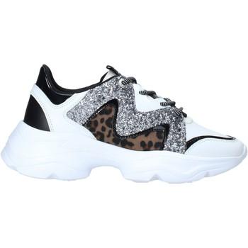 Sapatos Mulher Sapatilhas Manila Grace S008EM Branco