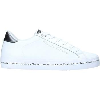 Sapatos Mulher Sapatilhas Manila Grace S046LU Branco