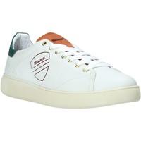 Sapatos Homem Sapatilhas Blauer F0KEITH02/LES Branco