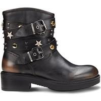 Sapatos Mulher Botas baixas Cult CLE104129 Preto