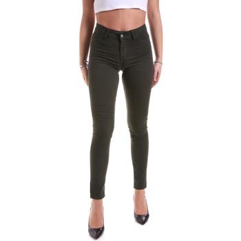 Textil Mulher Calças Hanny Deep F651YALESA03 Verde