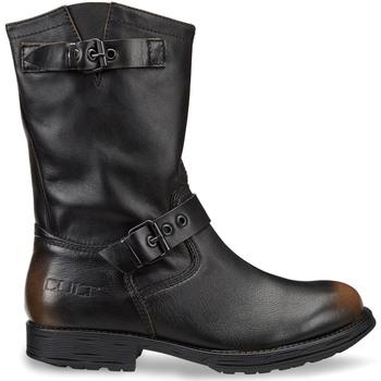 Sapatos Homem Botas baixas Cult CLE104217 Preto