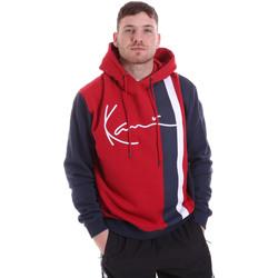 Textil Homem Sweats Karl Kani KRCKKMQ32005DRED Vermelho