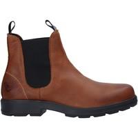 Sapatos Homem Botas baixas Docksteps DSM130202 Castanho