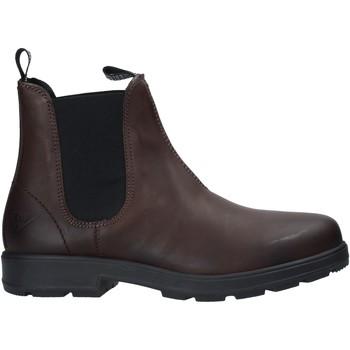 Sapatos Homem Botas baixas Docksteps DSM130201 Castanho