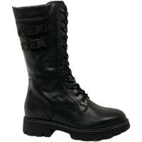 Sapatos Mulher Botas baixas NeroGiardini I013763D Preto