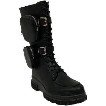 Sapatos Mulher Botas baixas Gold&gold B20 GA639 Preto