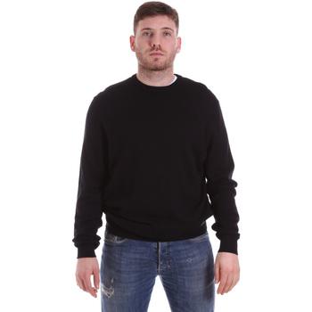 Textil Homem camisolas John Richmond HMA19059MA Preto